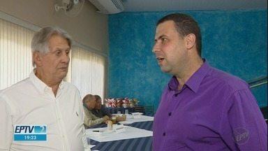 Confira agenda do Major Costa e Silva, candidato do DC ao governo de SP, na 4ª feira (22) - Candidato visitou Campinas (SP).