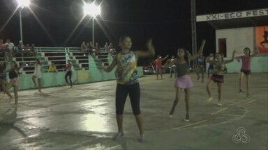 No AM, Novo Airão promove Festival Folclórico - Festa ocorre neste fim de semana.