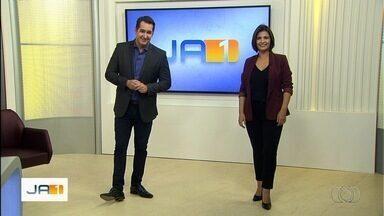 Veja os destaques do Jornal Anhanguera desta quinta-feira (23) - Operação combate grupo suspeito de tráfico de drogas em Goiás.