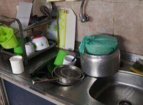 Moradores do conjunto Cidade Nova, em Ananindeua, ficam sem água - Cosanpa informou que faz serviços na área.