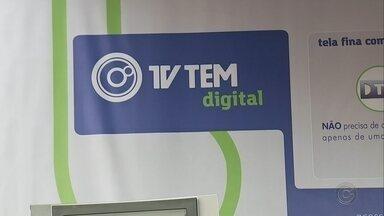 Blitz da TV Digital da TV TEM tira dúvidas em Marília - A equipe da Blitz da TV Digital está na Praça Saturnino de Brito, no centro de Marília, para tirar todas as dúvidas dos moradores sobre o desligamento do sinal analógico na região, que está marcado para o dia 28 de novembro deste ano.