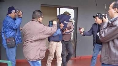 Polícia paraguaia ainda não sabe motivo da morte da estudante brasileira - Principal suspeito do crime já foi preso, mas polícia também não confirma se ele tinha um relacionamento com a vítima.