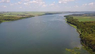 Pescaria em Borborema - Corvinas são fisgadas nas águas do rio Tietê em Borborema (SP).
