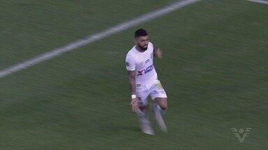 Santos vence o Bahia pelo Campeonato Brasileiro - Partida ocorreu na Vila Belmiro, neste sábado.