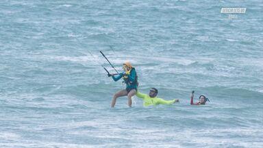 Sessão De Surfe Com Gabriel Medina