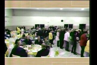 Feijoada solidária beneficia entidades de Santo Ângelo - Evento foi no sábado (25) na cidade.