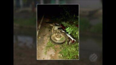 Uma pessoa morreu em um acidente na PA-140, entre Santo Antônio do Tauá e Santa Isabel - O acidente ocorreu por volta de uma e meia da madrugada de hoje no km 07 da rodovia.