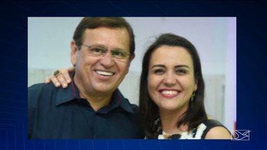 Deputado Stênio Rezende e esposa seguem internados em São Luís - Eles sofreram um acidente no fim de semana, quando voltavam de um comício no interior do estado.