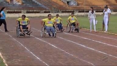 Fim de semana de Festival Paralímpico em Dourados - Fim de semana de Festival Paralímpico em Dourados