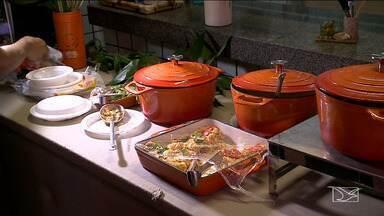São Luís sedia Festival Mercado das Tulhas - Evento visa divulgar pesquisas na área da gastronomia e também a troca de experiências culinárias.