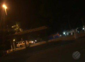 Assaltantes invadem agência bancária de Dom Eliseu - Crime aconteceu no fim da noite de quarta-feira (29)