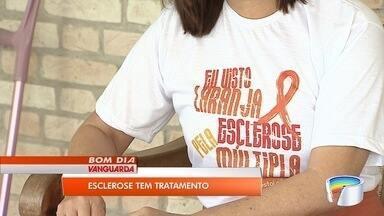 Taubaté e Pinda alertam sobre os riscos da esclerose múltipla - Apesar de não ter cura, diagnóstico precoce pode trazer qualidade de vida ao paciente.