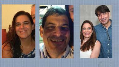 Mulheres de Mogi suspeitas de desvio de R$ 40 milhões vão para prisão domiciliar - Maria Renata Giazzi Nassri e Adriana Bassani Nassri vão cumprir a pena em casa. Elas estavam em uma casa de detenção em São Paulo.