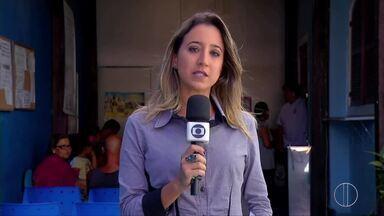Postos do interior do Rio continuam com vacinação contra sarampo e poliomelite - Assista a seguir.