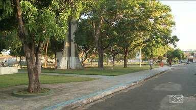 Moradores revitalizam praça abandonada em bairro de São Luís - Praça estava abandonada no bairro Cohajap, na capital. Toda a limpeza, segurança e manutenção é feita pelos próprios moradores.
