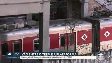 SP1 - Edição de quinta-feira, 30/8/18 - Aumentou o número de passageiros que caem nos vãos entre trens e plataformas da CPTM. Ciclovias de São Paulo têm problemas de manutenção.'Estátuas falantes' contam suas histórias pela cidade.
