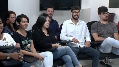 """Inter TV lança campanha """"Sou Lagos"""" em parceira com alunos de universidade de Cabo Frio - Assista a seguir."""