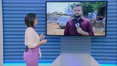 Operação da Polícia Civil faz buscas em bocas de fumo em Rosário Oeste - Operação da Polícia Civil faz buscas em bocas de fumo em Rosário Oeste.