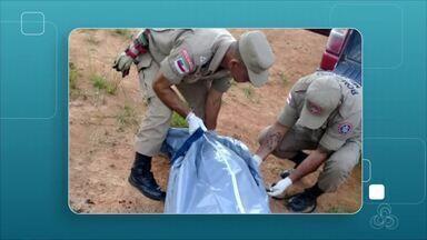 Corpos encontrados em Tabatinga são de irmãos peruanos - Irmãos desapareceram no período do crime.