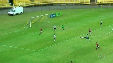 Flamengo derrota Vasco pelo Campeonato Brasileiro sub-20 - Flamengo derrota Vasco pelo Campeonato Brasileiro sub-20