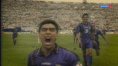 Lendas - Maradona - parte 1