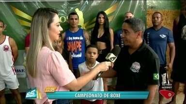 Campeonato de boxe acontece em Linhares, no Norte do ES - Serão 10 lutas.