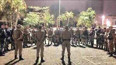 Joinville registra tumulto em presídio e ao menos 5 ataques criminosos - Joinville registra tumulto em presídio e ao menos 5 ataques criminosos