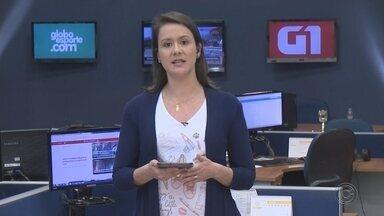 Confira os destaques do G1 Bauru e Marília desta segunda-feira - Mariana Bonora traz os destaques do G1 desta segunda-feira (3).