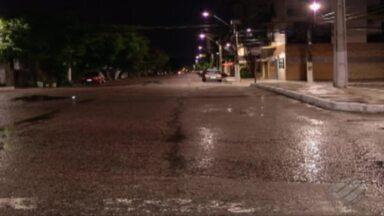 Dono de pizzaria é assassinado com um tiro no peito, em Belém - O crime ocorreu na tarde de domingo (2).