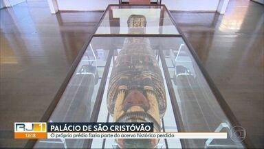 Família real foi responsável pelas primeiras coleções do Museu Nacional - O Palácio de São Cristóvão abrigou a família real, que começou a reunir coleções. O Museu Nacional foi criado em 1818.