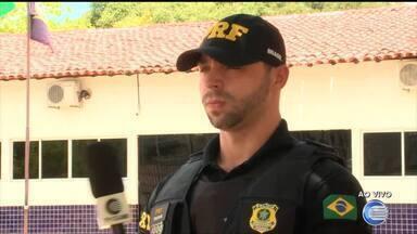 Crescem os roubos de carros e cargas no Piauí e PRF intensifica fiscalizações - Crescem os roubos de carros e cargas no Piauí e PRF intensifica fiscalizações