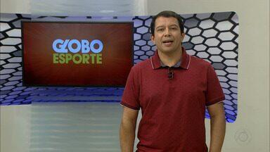 Confira na íntegra o Globo Esporte PB desta segunda-feira (03.09.18) - Kako Marques apresenta os principais destaques do esporte paraibano