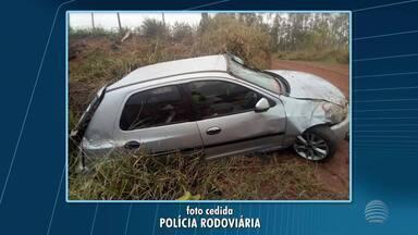 Jovem morre vítima de acidente de trânsito em Euclides da Cunha Paulista - Perícia deve apontar as causas da colisão.