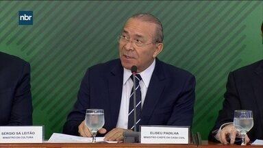 Governo Federal anuncia medidas para a recuperação do Museu Nacional - O governo fez questão de dizer que a responsabilidade pelo Museu Nacional é da Universidade Federal do Rio.
