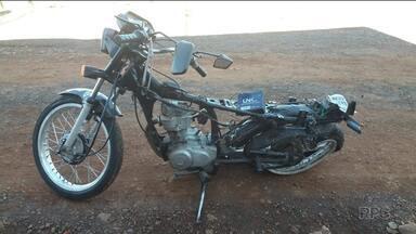 Acidente na BR-277, em Cascavel, mata mãe e filho - O motorista de um dos veículos foi preso por embriaguez ao volante.