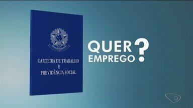 Confira as vagas de emprego abertas em Colatina, ES - São oportunidades em várias áreas.