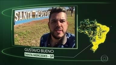 Vídeos de Santa Mercedes, Macururé, São Domingos do Cariri, Itinga e Cerrito - Moradores de Santa Mercedes (SP), Macururé (BA), São Domingos do Cariri (PB), Itinga (MG) e Cerrito (RS) dizem o que querem para o futuro.