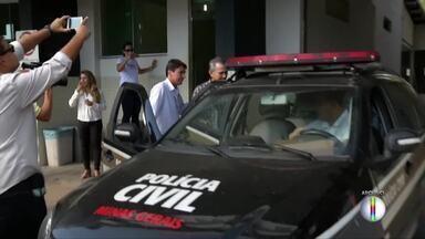 Ex-prefeito de Caratinga e outras cinco pessoas foram condenados por corrupção ativa - Os envolvidos receberam pena que varia de sete a oito anos.