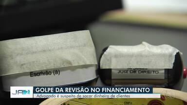 Advogado é suspeito de aplicar golpe em clientes, em Goiás - Polícia Civil apurou que ele prometia redução na parcela de financiamentos.