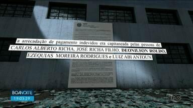 Onze viram réus em processo que investiga duplicação da PR 323 - Entre os réus estão o ex-assessor de Beto Richa, Deonilson Roldo, e o empresário Jorge Atherino. Segundo os procuradores, Jorge Atherino é empresário de Curitiba com relação extremamente próxima ao ex-governador Beto Richa./