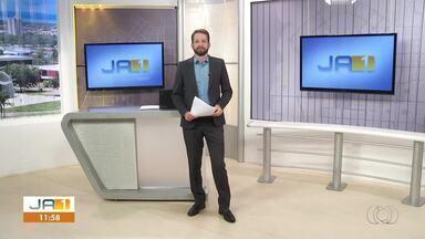 Confira os destaques do JA1 desta quinta-feira (6) - Confira os destaques do JA1 desta quinta-feira (6)
