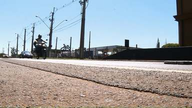 Polícia Rodoviária reforça fiscalização nas estradas do Norte do Paraná - Motorista que não respeitar o limite de velocidade pode ser flagrado pelos radares.