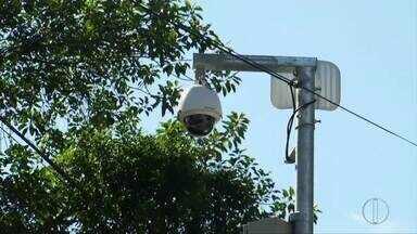 Sistema de câmeras da Prefeitura começa a monitorar o Rio Quitandinha em Petrópolis, no RJ - Assista a seguir.