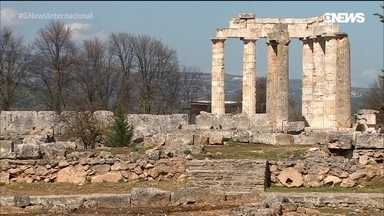 Patrimônios culturais e históricos da humanidade em perigo