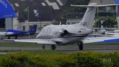 Compartilhamento de aviões e helicópteros ganha popularidade - Compartilhamento de aviões e helicópteros ganha popularidade