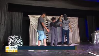 Festival Palco Giratório abre temporada de apresentações - A programação inclui espetáculos teatrais, circo e dança.