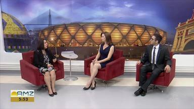 Médica Teresa Cristina Fonseca fala sobre câncer infantil - Entrevistada é presidente da Sociedade Brasileira de Oncologia Pediátrica.