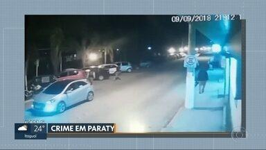 Dois adolescentes são assassinados em Paraty - Crime teria ligação com tráfiuco de drogas