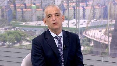 SP1 entrevista o governador Márcio França, candidato do PSB - Márcio França é governador do estado de São Paulo e está se candidatando para continuar no cargo. Por sorteio, ele é primeiro entrevistado do SPTV.