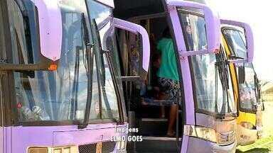 Romeiros ficam alerta para transporte seguro após acidente de ônibus de romeiros - Saiba mais em g1.com.br/ce